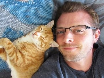 20+ Men Who Prove That Cat Dads Are Cool