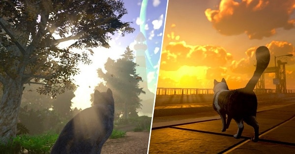 This Open-World Game Lets You Solve Mysteries As A Gang Of Cats